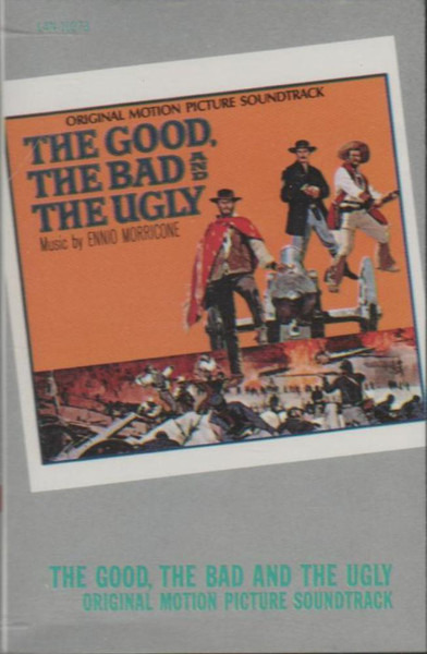 #<Artist:0x00007f4e0e8296d8> - The Good, The Bad And The Ugly (Original Motion Picture Soundtrack