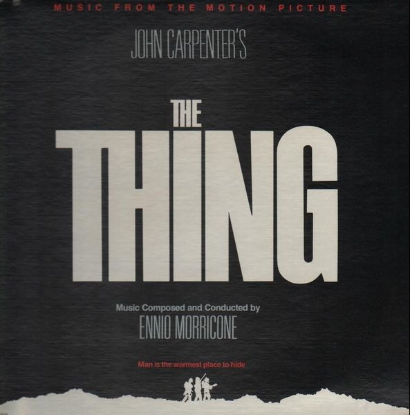 #<Artist:0x00007fd90379a160> - The Thing (Music From The Motion Picture)