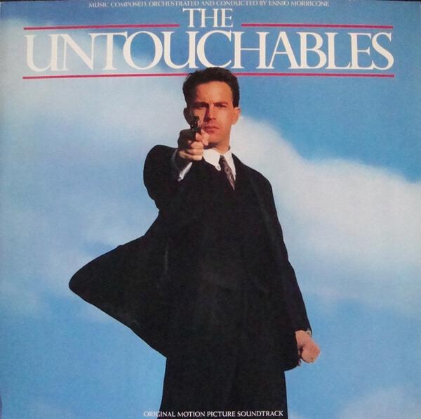 #<Artist:0x0000000006226158> - The Untouchables (Original Motion Picture Soundtrack)