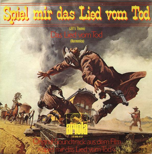 #<Artist:0x00007f5f53886800> - Spiel Mir Das Lied Vom Tod