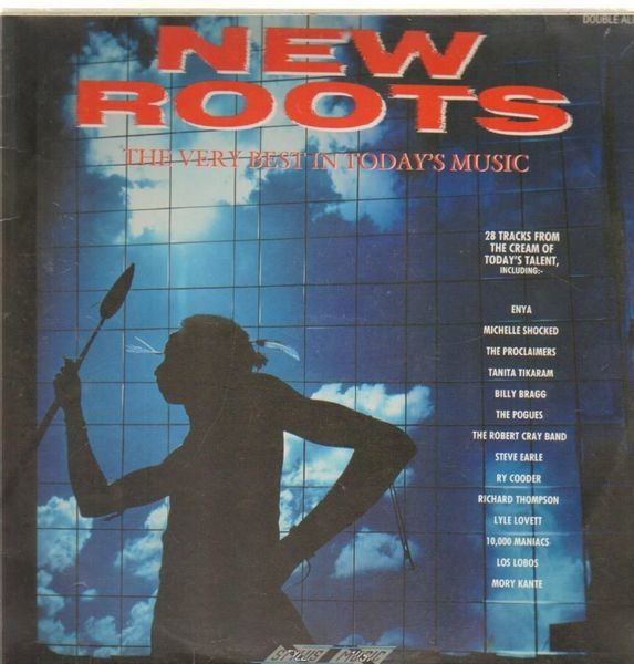 ENYA, THE PROCLAIMERS, BILLY BRAGG,.. - New Roots - LP x 2