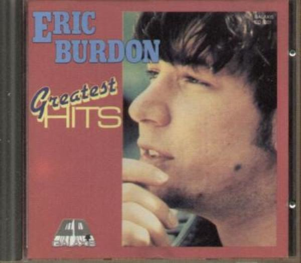 ERIC BURDON - Greatest Hits - CD