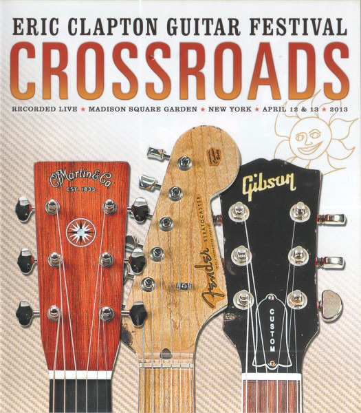 #<Artist:0x007f27752d4b48> - Crossroads Guitar Festival 2013