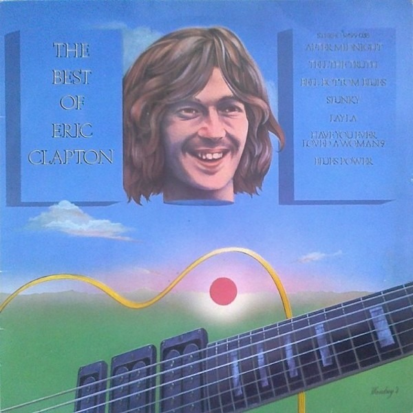 #<Artist:0x007fe6a4523040> - The Best Of Eric Clapton
