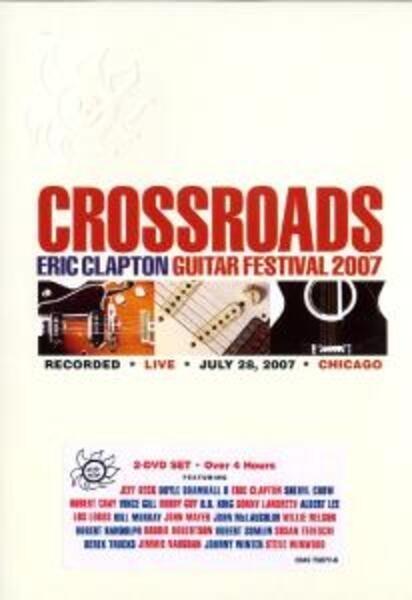 #<Artist:0x007f27686beb80> - Crossroads Guitar Festival 2007