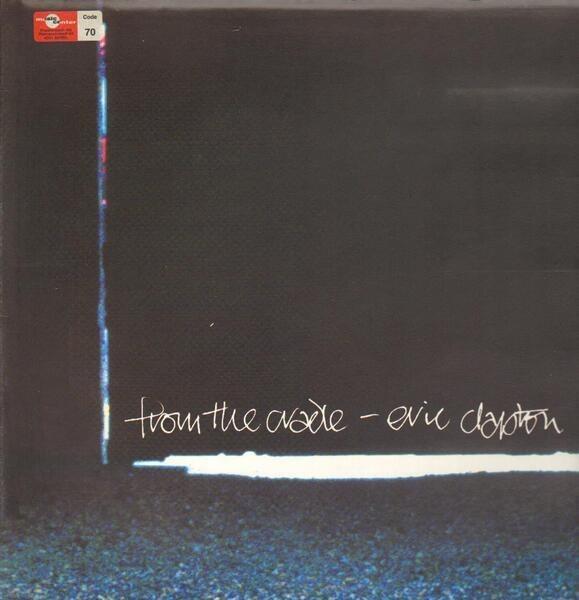 ERIC CLAPTON - From The Cradle (ORIGINAL) - LP