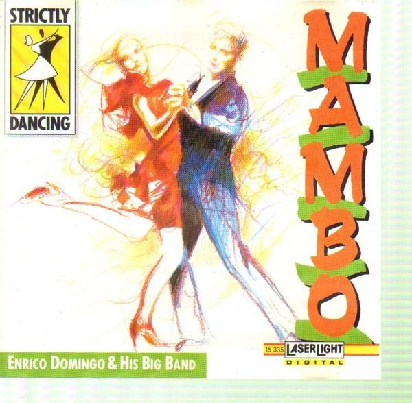 ERIC DOMINGO & HIS BIG BAND - Strictly Dancing Mambo - CD