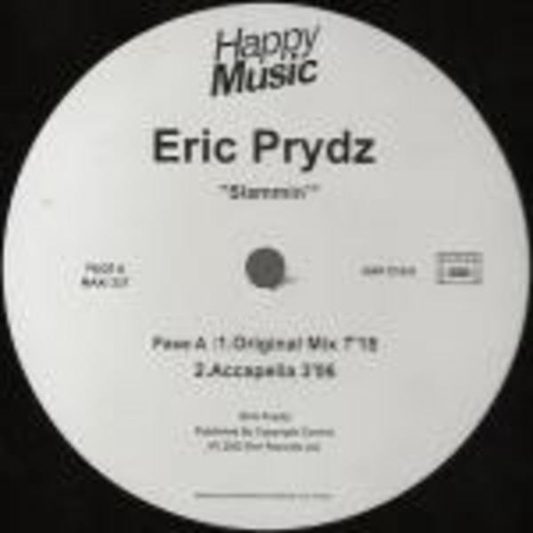 ERIC PRYDZ / KID CREME - Slammin' / Down & Under - 12 inch x 1