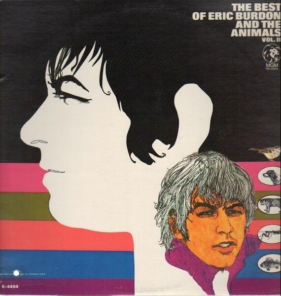 #<Artist:0x007f640b45ef68> - The Best Of Eric Burdon And The Animals Vol. II