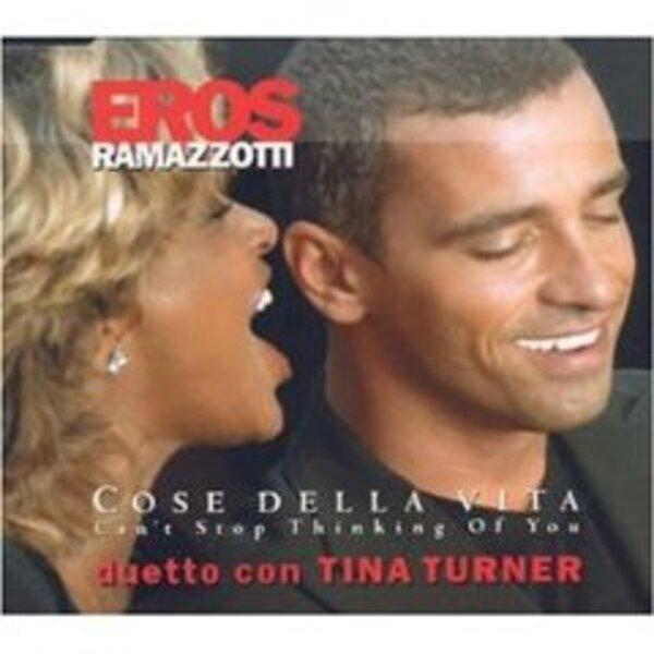 EROS RAMAZZOTTI - Cose Della Vita/New Italian Ve - CD single