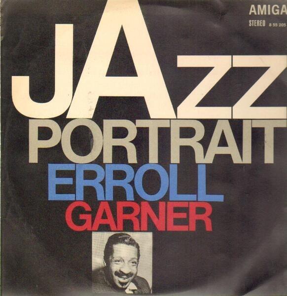 #<Artist:0x007fe347ea1bb8> - Jazz Portrait Erroll Garner