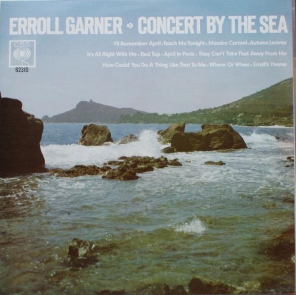 Album Concert By The Sea De Erroll Garner Sur Cdandlp