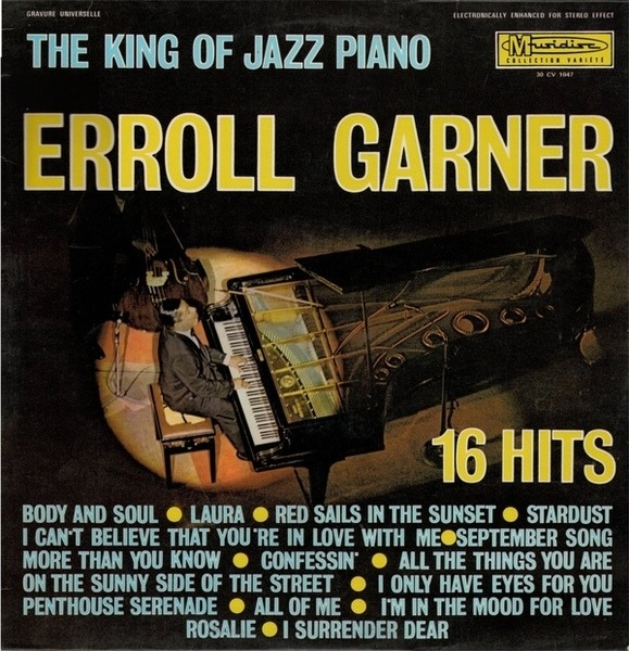 #<Artist:0x00007f418d5f9620> - The King Of Jazz Piano - 16 Hits