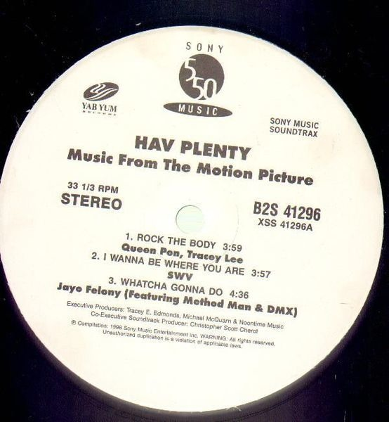 #<Artist:0x007ff756692ad0> - Hav Plenty - Music From The Motion Picture