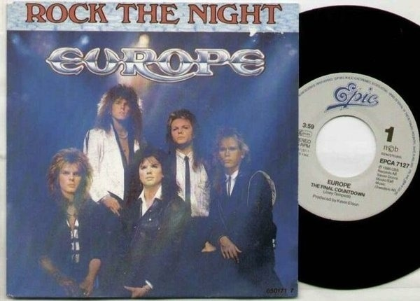 #<Artist:0x00007f4df8b359f0> - Rock The Night