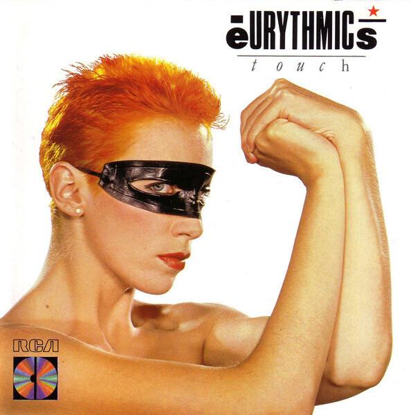 EURYTHMICS - Touch - CD