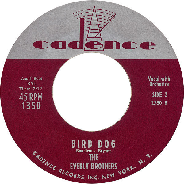 #<Artist:0x007f27753184b0> - Devoted To You / Bird Dog