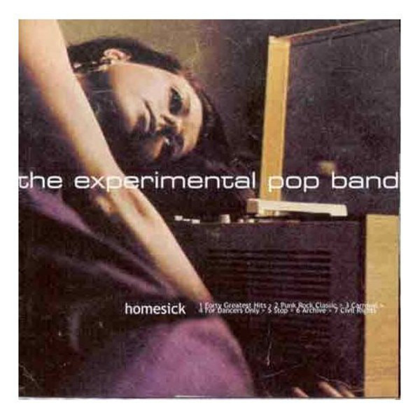 EXPERIMENTAL POP BAND - Homesick - CD