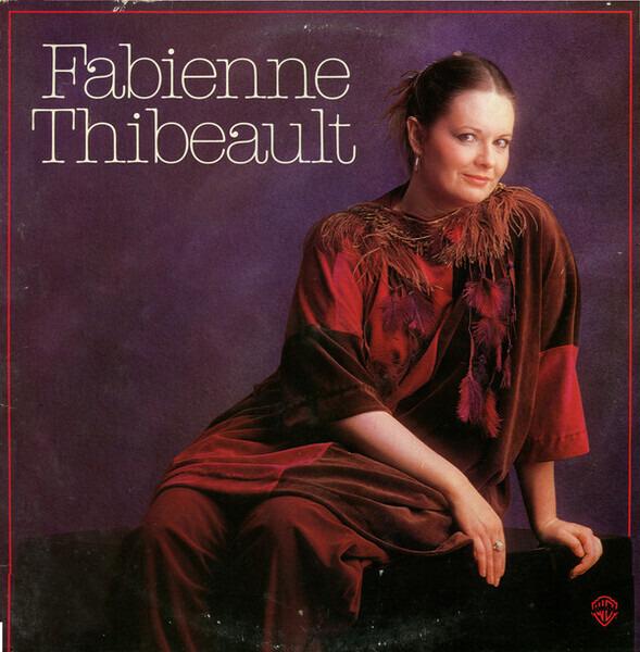 FABIENNE THIBEAULT - Fabienne Thibeault - LP