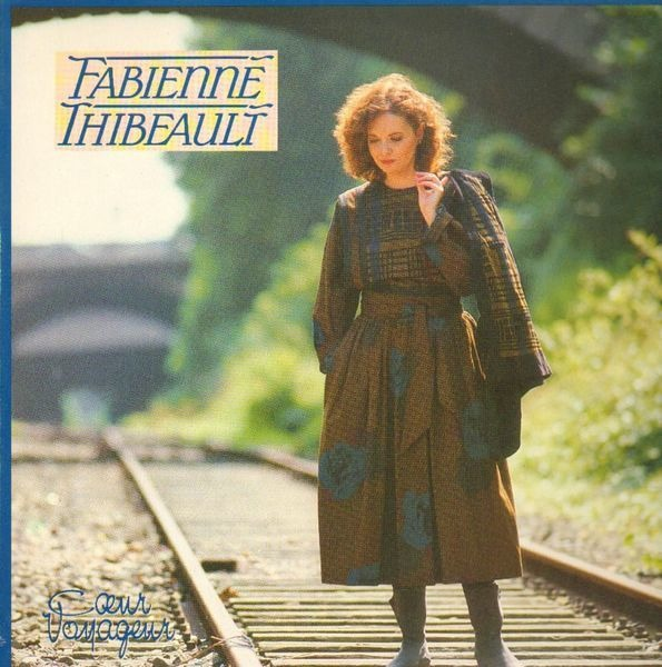 FABIENNE THIBEAULT - Coeur Voyageur - LP