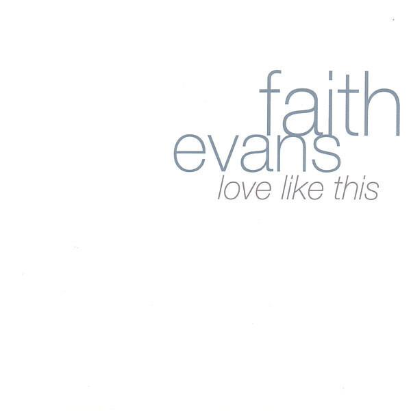 FAITH EVANS - Love Like This - CD single