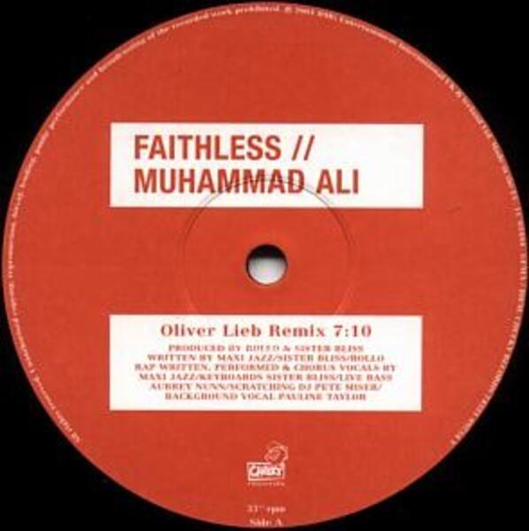 #<Artist:0x00007fd901d48c08> - Muhammad Ali (Oliver Lieb Remix)
