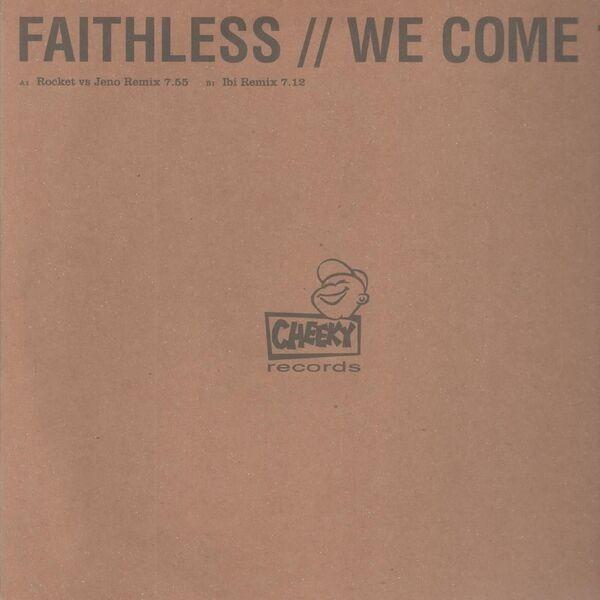 faithless we come one 2.0 eric prydz freakenergy