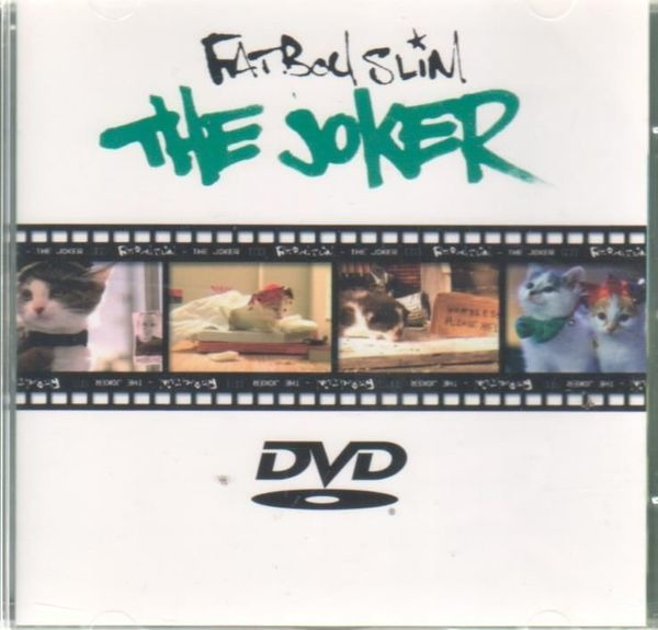 FATBOY SLIM - The Joker - DVD