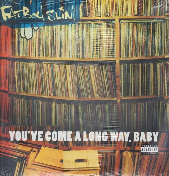 FATBOY SLIM - You've Come A Long Way, Baby (STILL SEALED) - 33T x 2