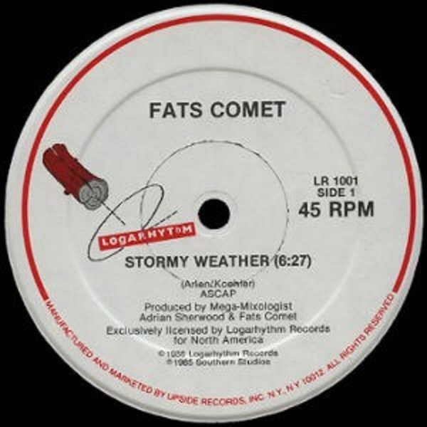 FATS COMET - Stormy Weather (STILL SEALED) - Maxi x 1