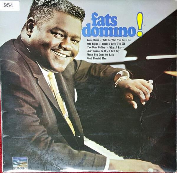 #<Artist:0x00007fd90652a760> - Fats Domino