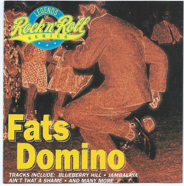 #<Artist:0x0000000007b748d0> - Fats Domino