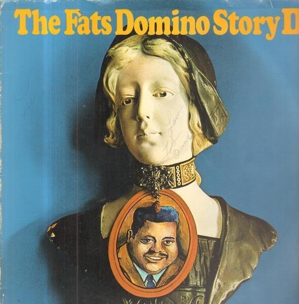FATS DOMINO - The Fats Domino Story - 33T x 2