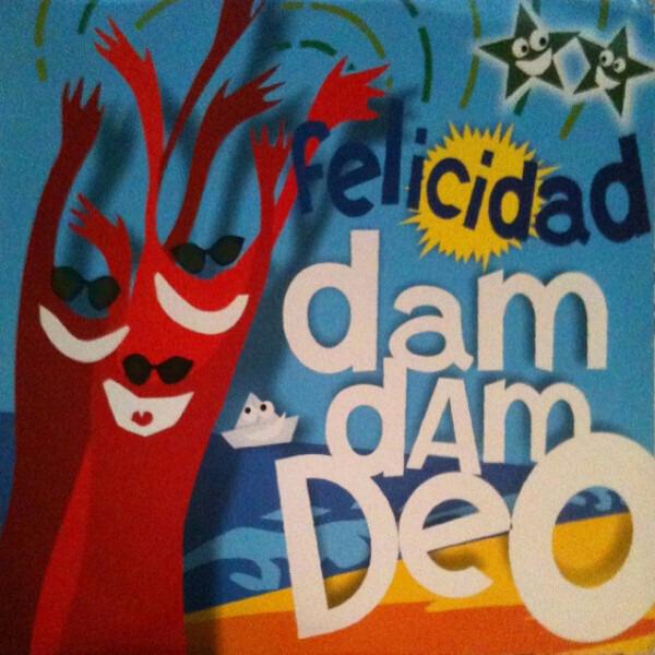 FELICIDAD - Dam Dam Deo - 12 inch x 1