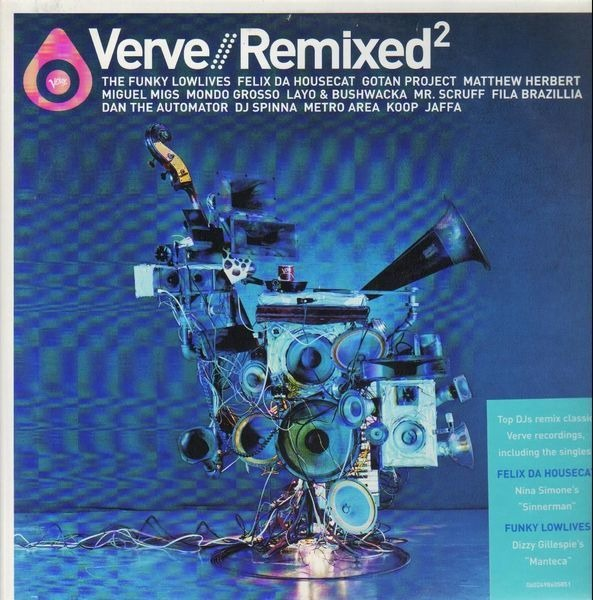 #<Artist:0x007f339220d880> - Verve // Remixed²