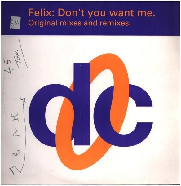 #<Artist:0x00007fd88bf8fde8> - Don't You Want Me (Original Mixes & Remixes)