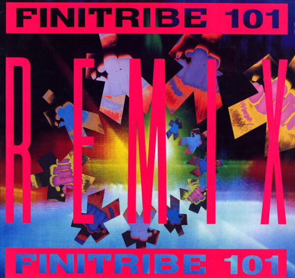 FINITRIBE - 101 Remix - 12 inch x 1