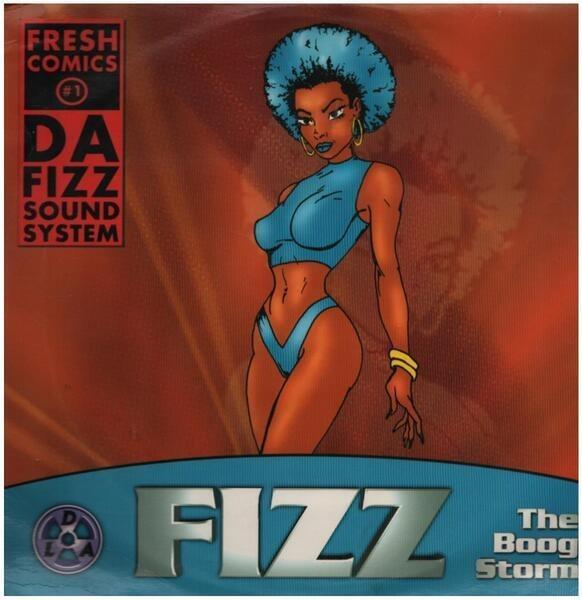 FIZZ - The Boog Storm - 12 inch x 1
