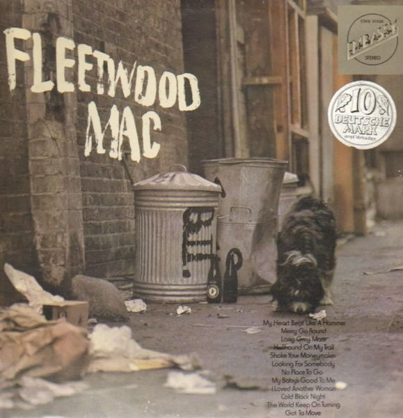 #<Artist:0x00007f5a8c0e5a68> - Peter Green's Fleetwood Mac