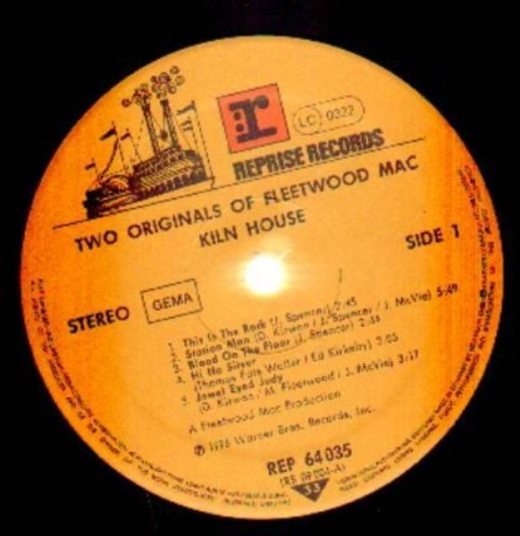 Fleetwood Mac 2 Originals of Fleetwood Mac