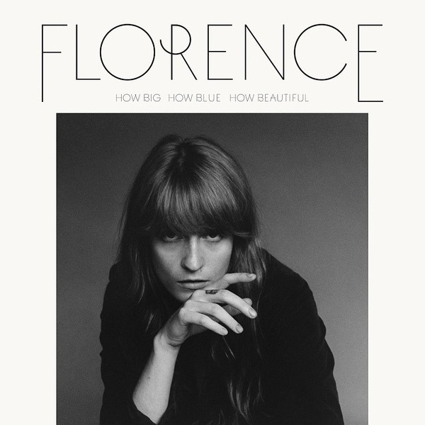 FLORENCE+THE MACHINE - How Big,How Blue,How Beautiful - CD