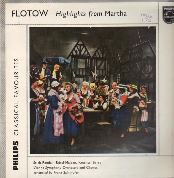 Flotow Highlights from Martha