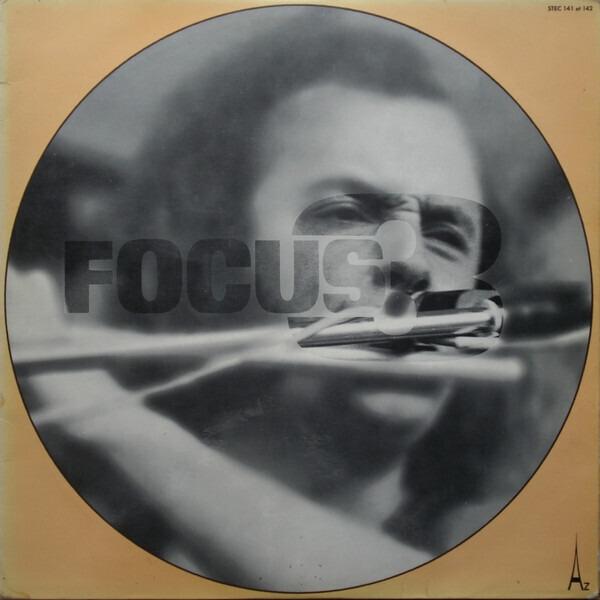 FOCUS - Focus 3 (GATEFOLD) - 33T x 2