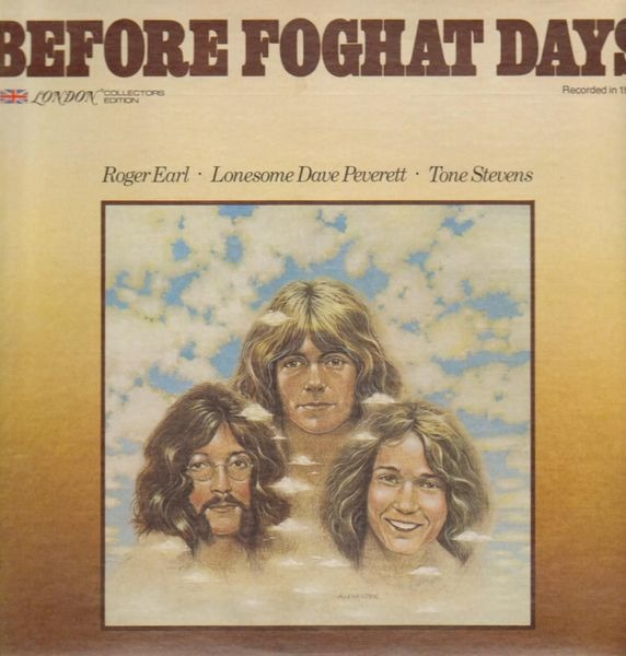Before Foghat Days