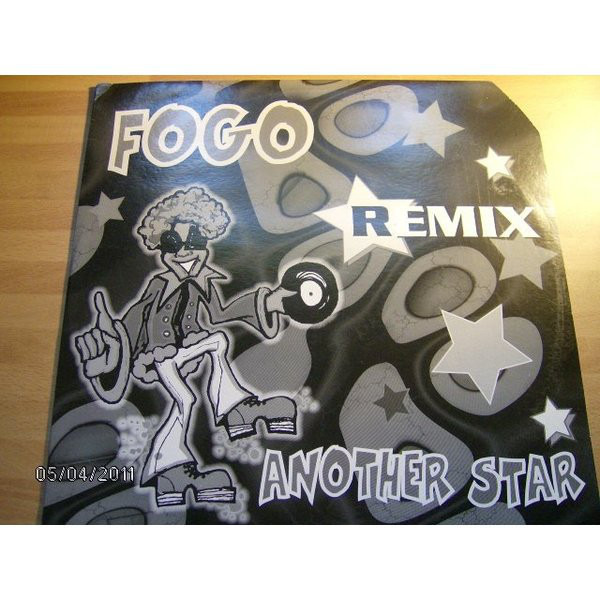 FOGO - Another Star Remix - 12 inch x 1