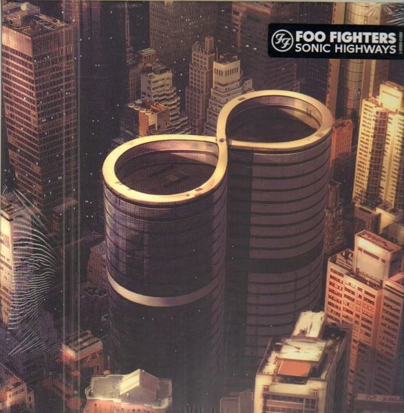 Foo Fighters - Sonic Highways (forever Cover / Still Sealed)