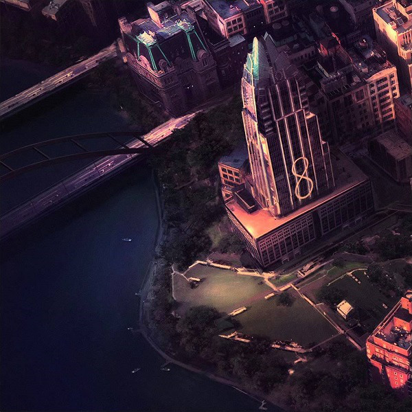 Foo Fighters - Sonic Highways (austin Cover / Still Sealed)