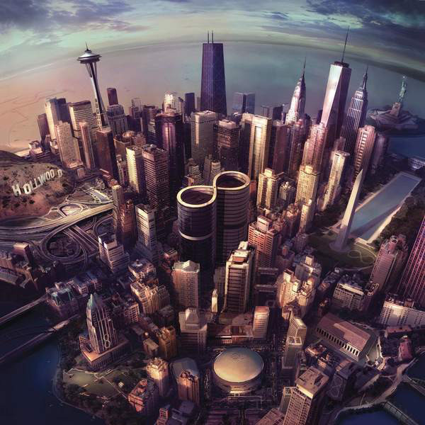 Foo Fighters - Sonic Highways (infinity Cover)