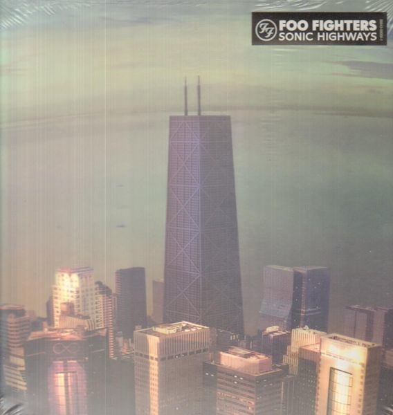 Foo Fighters - Sonic Highways (chicago Cover)