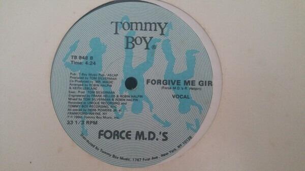 #<Artist:0x00007fd8d1c1b450> - Forgive Me Girl